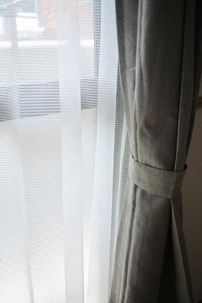 無印良品|ポリエステル防炎ドビー織プリーツカーテン/ベージュ(遮光性)幅100×丈200cm
