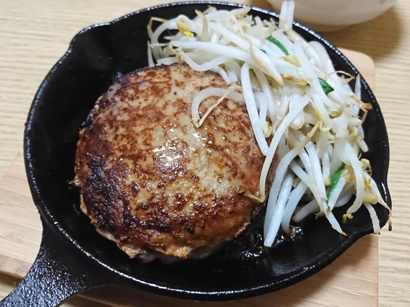 下味冷凍(ニトスキでハンバーグ)