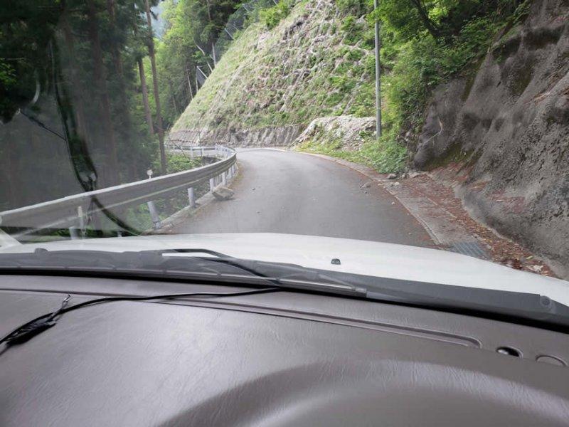 岐阜県のインスタスポット「付知峡」